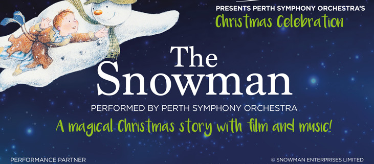 Perth Symphony Orchestra | Perth Symphony merrily announces their