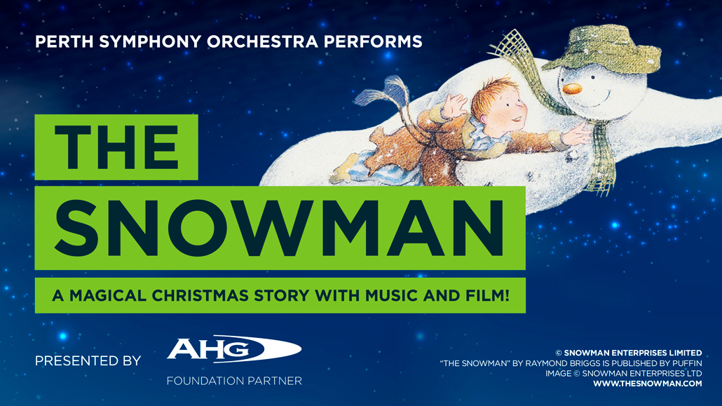 Perth Symphony Orchestra | The Snowman